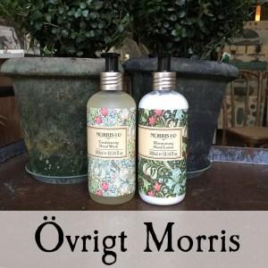 Morris & Co - Övr prod