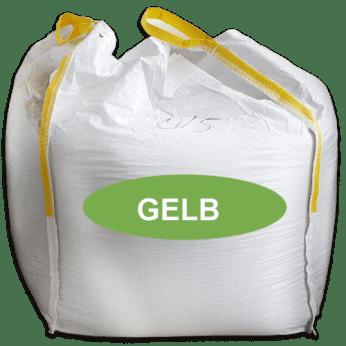 Sächsische Wegedecken Gelb Bigbag 1000kg