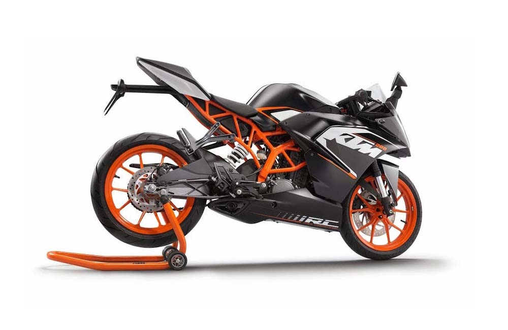 Ktm Duke 200 Hd Wallpapers First Photos Of The Ktm Rc125 Amp Ktm Rc200 Asphalt Amp Rubber