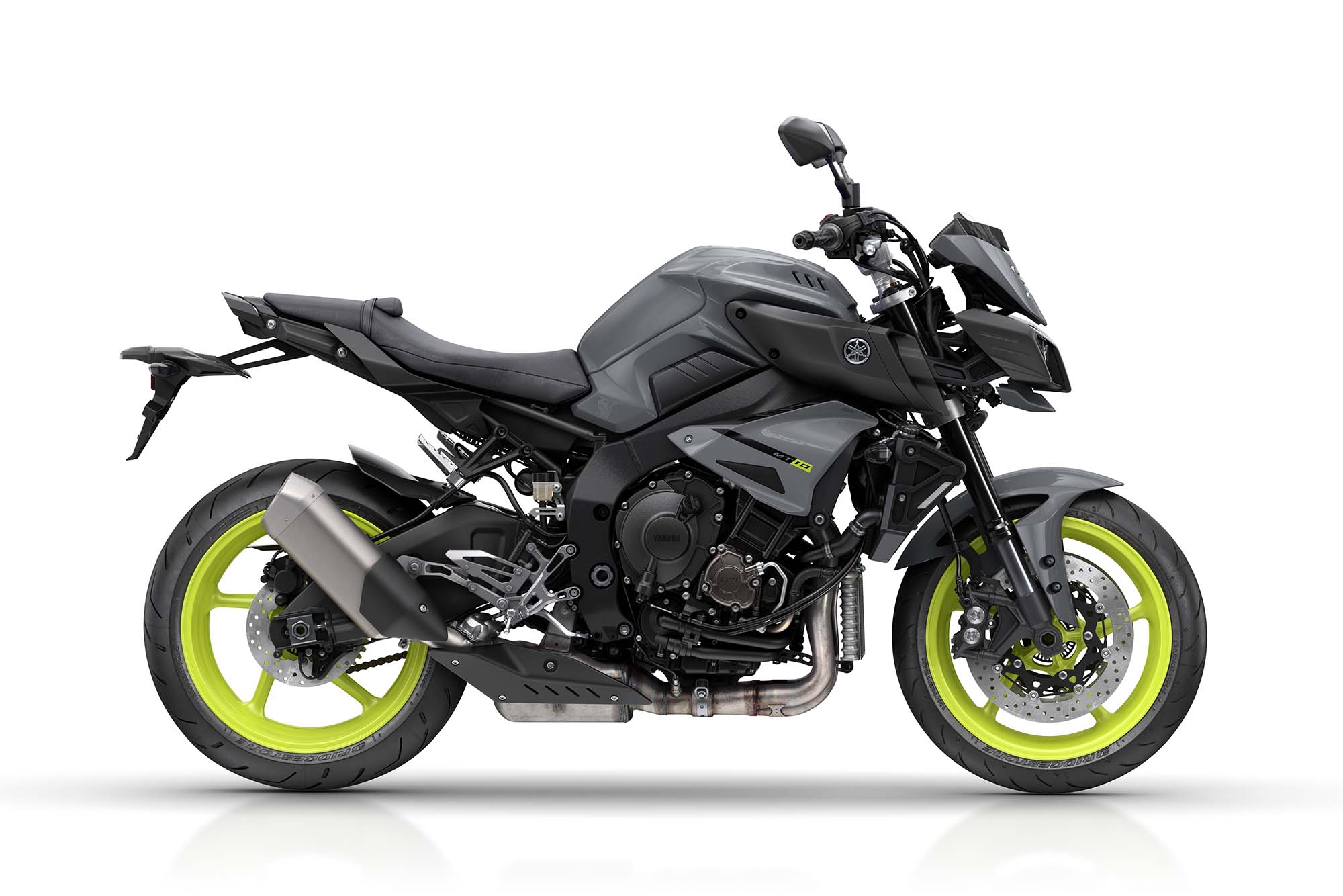 The Yamaha MT-10 Is Not Your Grandpa's FZ-1