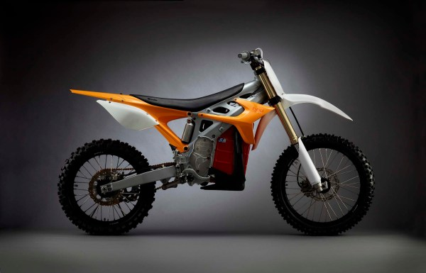 Brd Redshift Mx - Electric Lites-class Race Bike Asphalt & Rubber