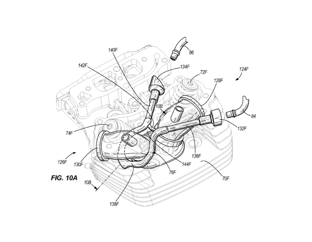 There Are No Sacred Cows Harley Davidson Patents Cylinder