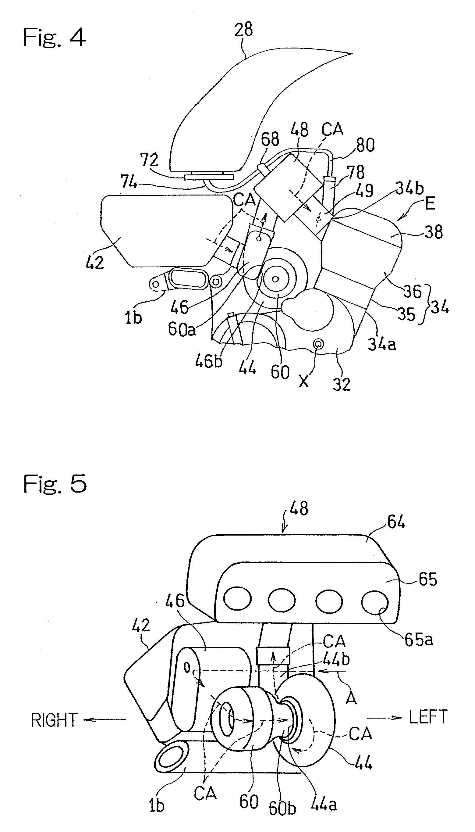 More On Kawasaki S Supercharged Motorcycle Engine