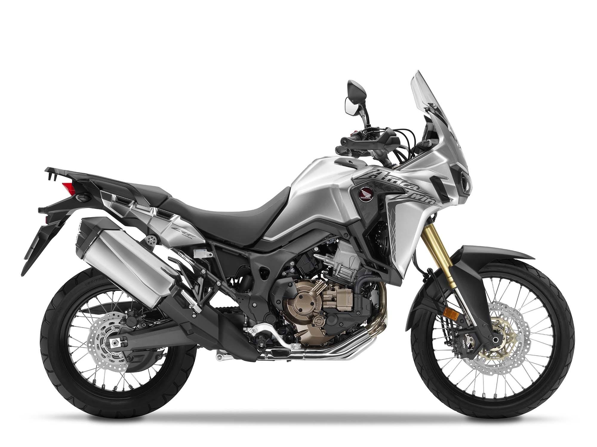 Honda Bikes Adventure