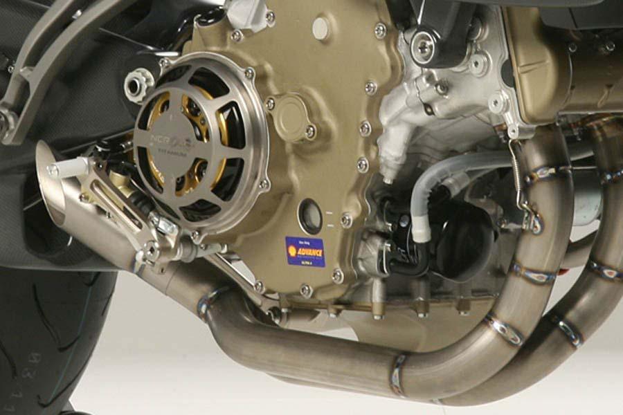 Ncr Millona 16 145kg 200bhp Carbon Frame Ducati Desmosedici On