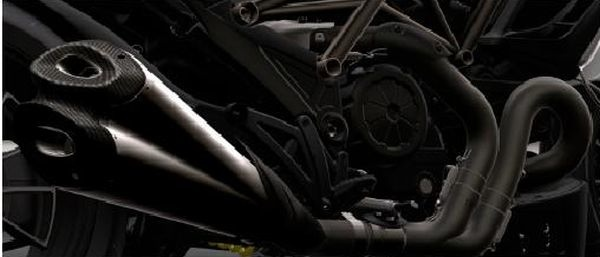 Ducati Diavel Pricing 16 995 Base 19 995 Carbon Asphalt Rubber