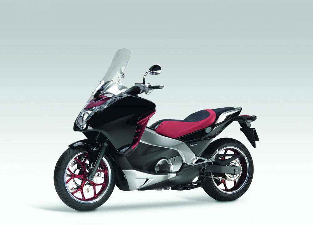 Honda mid concept is this the year of the scooter asphalt rubber want publicscrutiny Choice Image