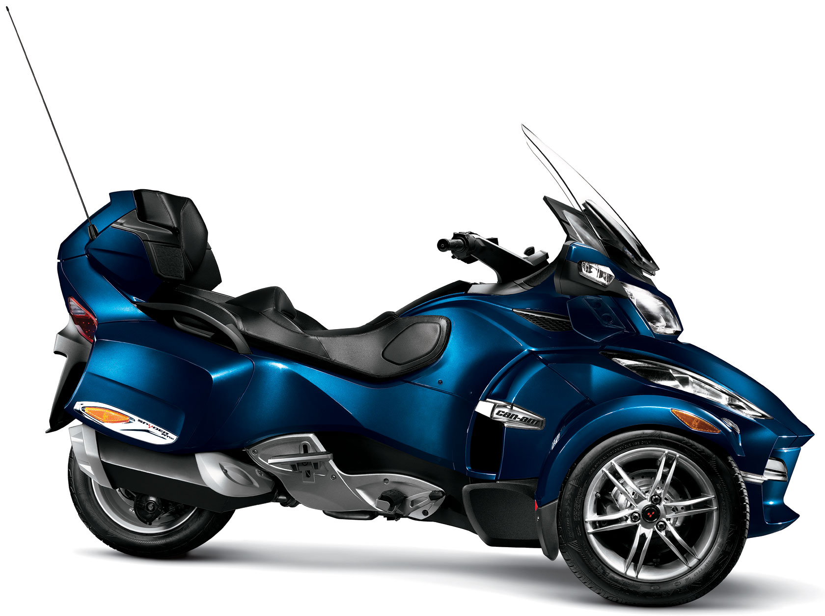 Recall: 2011 Can-Am Spyder RT SM5