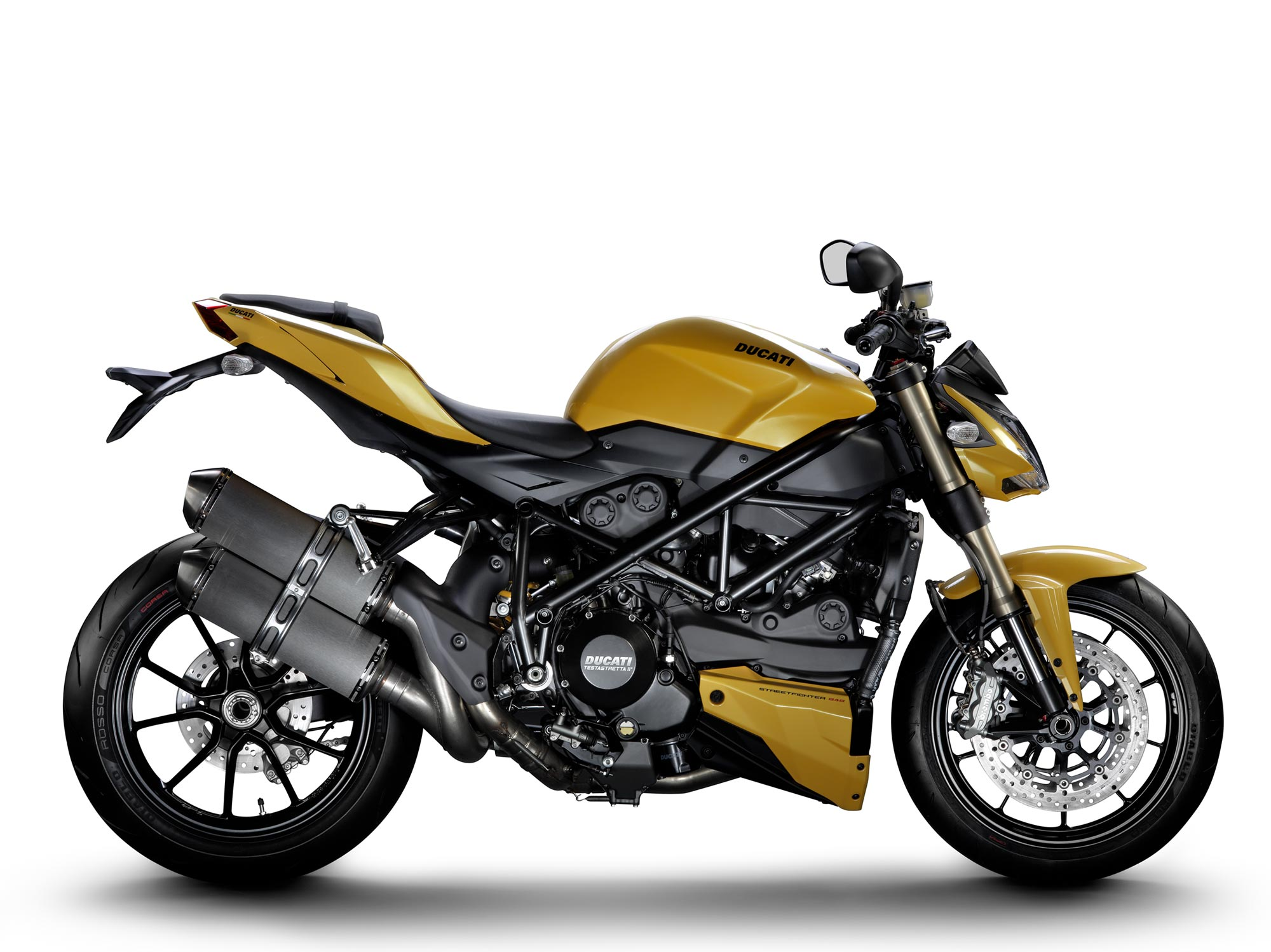2012-Ducati-Streetfighter-848 Extraordinary Bmw R 1200 R Street Fighter Cars Trend