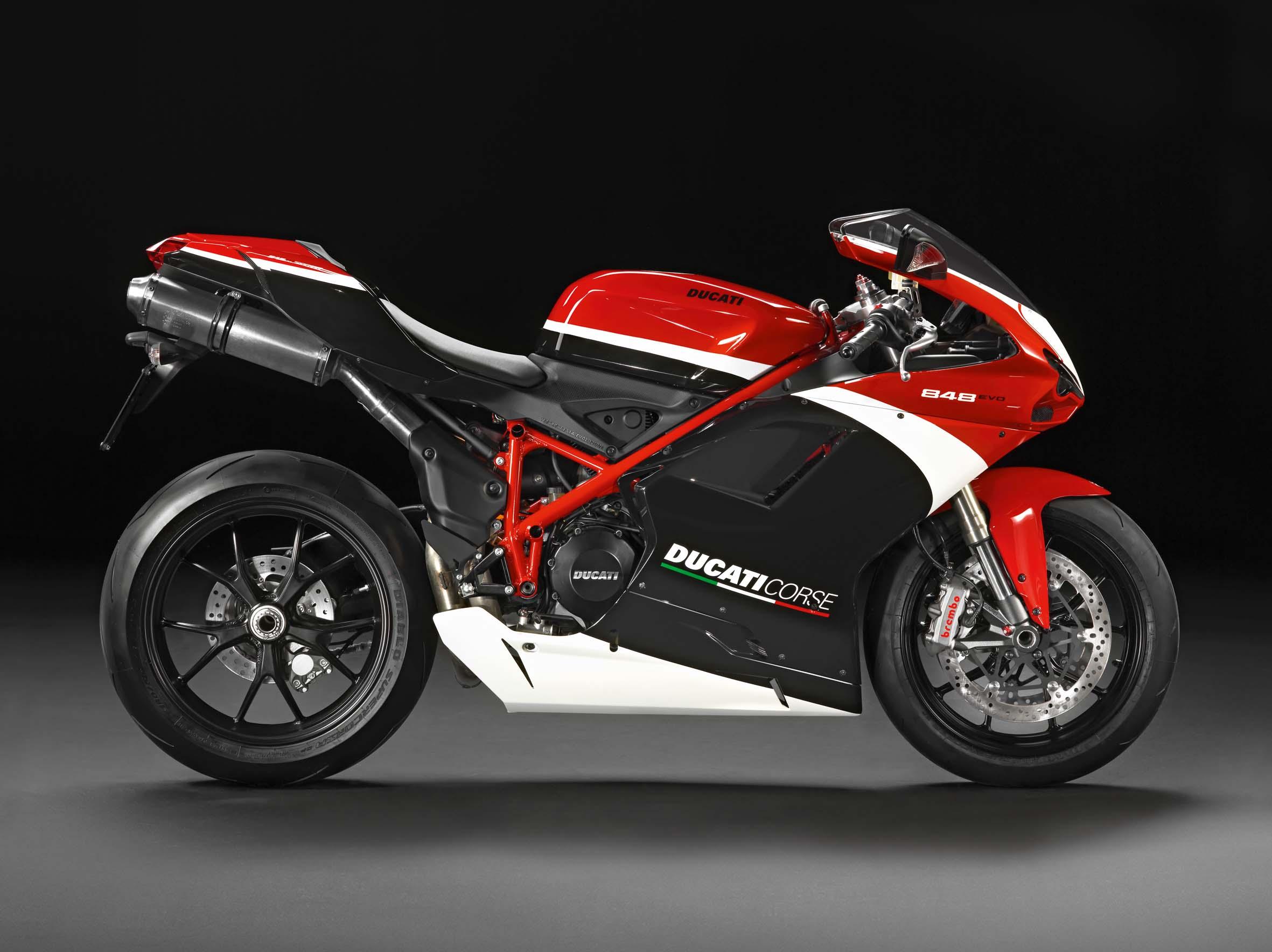 2012 Ducati Superbike 848 EVO Corse Special Edition - Asphalt & Rubber