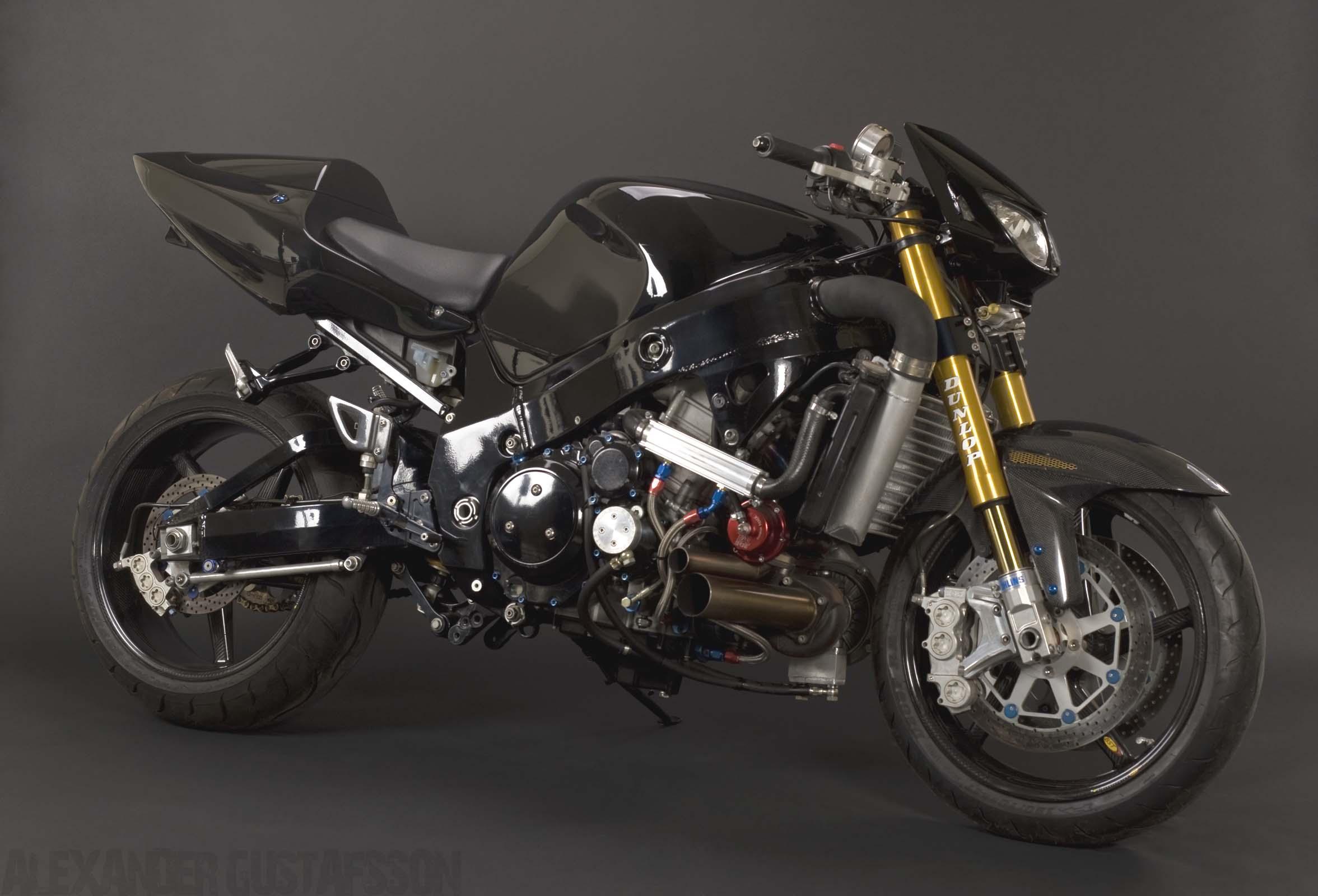 Ghost Rider Giving Away His 499hp Turbo Hayabusa - Asphalt ...