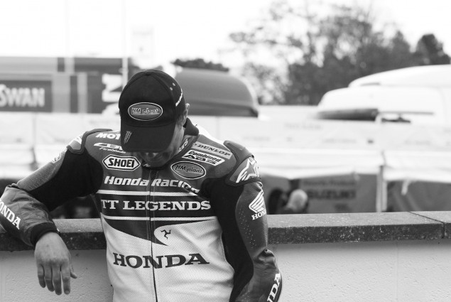 John-McGuinness-Honda-TT-Legends-pit
