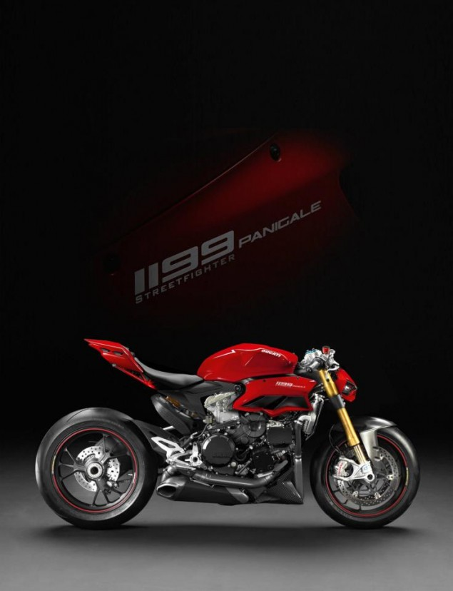 ducati streetfighter panigale concept asphalt rubber. Black Bedroom Furniture Sets. Home Design Ideas
