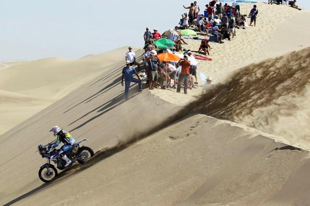 Olivier-Pain-Yamaha-Dakar-Rally