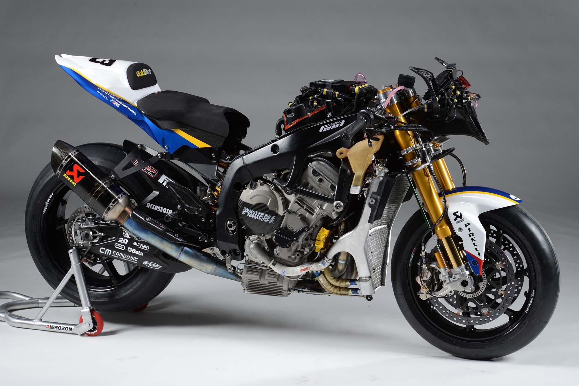 Xxx Bmw Motorrad Goldbet Wsbk Spec S1000rr Asphalt Rubber