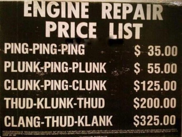motorcycle-repair-price-list