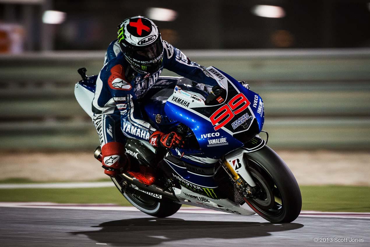 Motogp 2019 qatar qualifying sistemi correzione di errore per