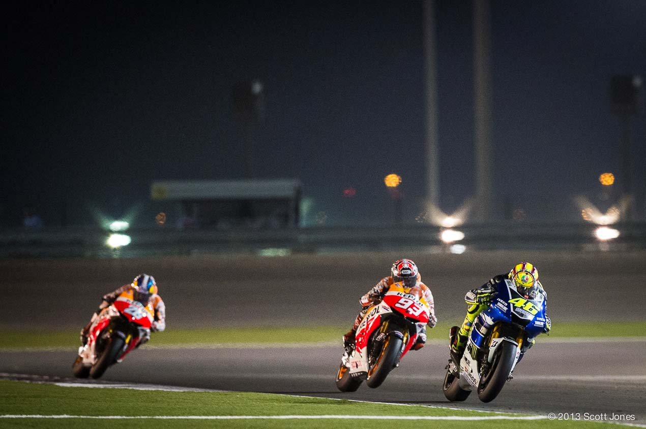 Sunday Summary at Qatar: The Day MotoGP Changed - Or, At Least Started To - Asphalt & Rubber