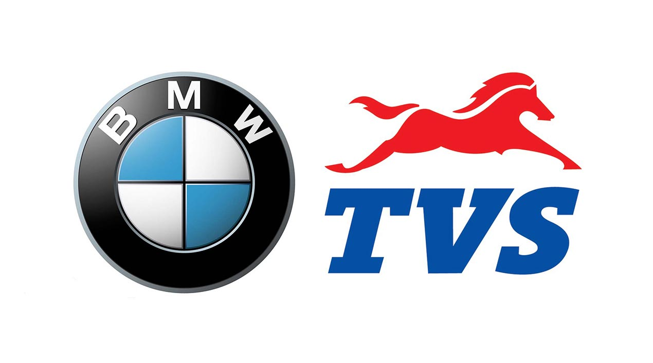 BMW Partners With TVS On Sub 500cc Motorcycles