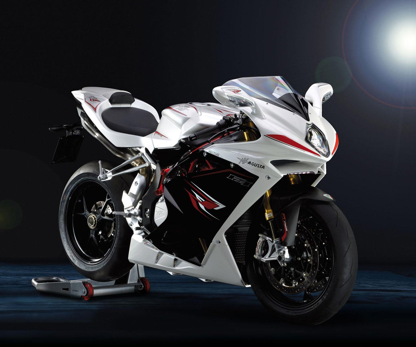 MV Agusta F4 Gets ABS for 2013 - Asphalt & Rubber