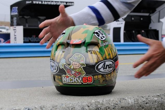 Nicky-Hayden-Laguna-Seca-MotoGP-Helmet-Jensen-Beeler-13