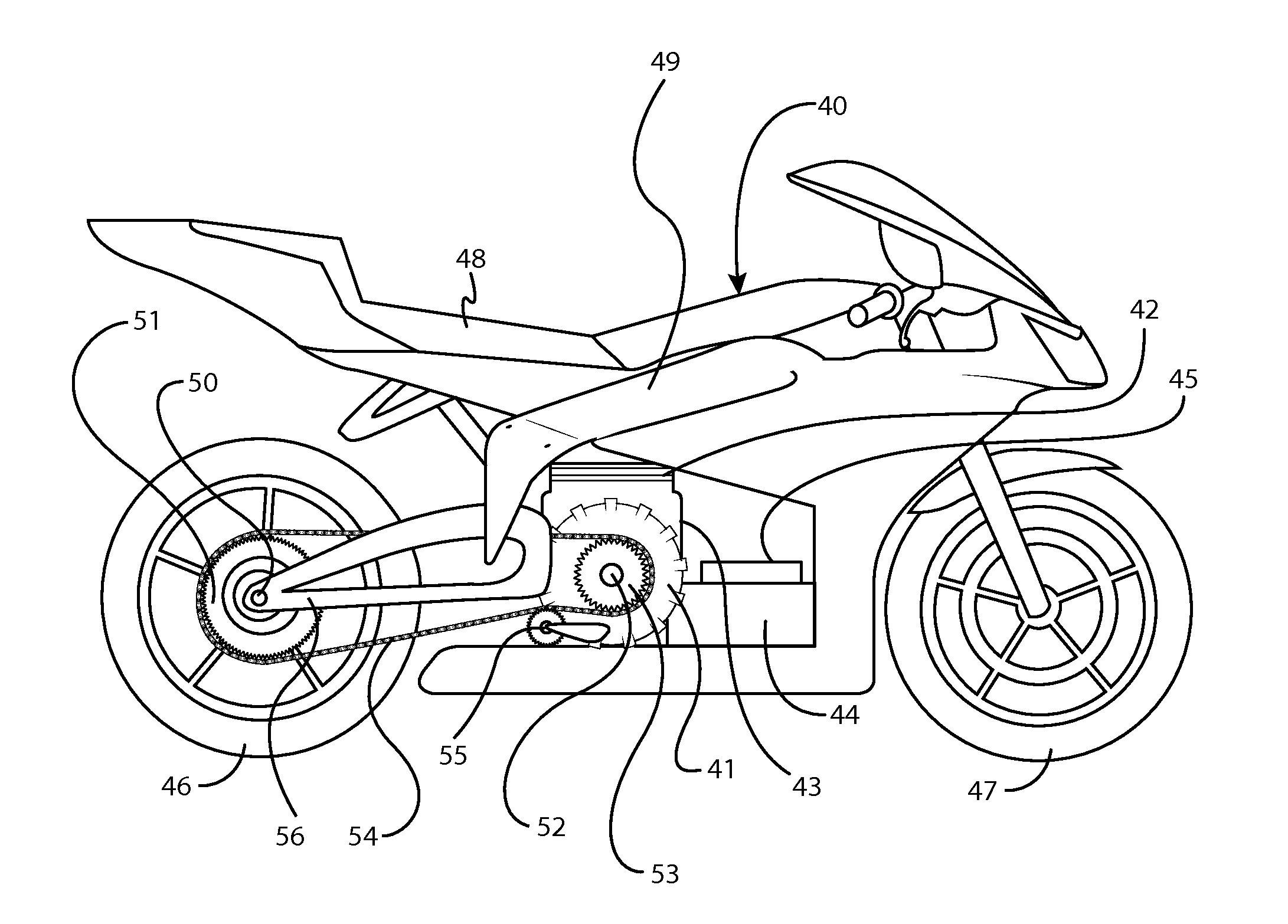 Erik Buell Racing Patents Hybrid Motorcycle Design - Asphalt & Rubber