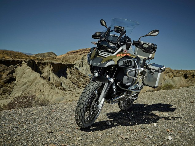 119 Hi Res Photos Of The Bmw R1200gs Adventure Asphalt Rubber