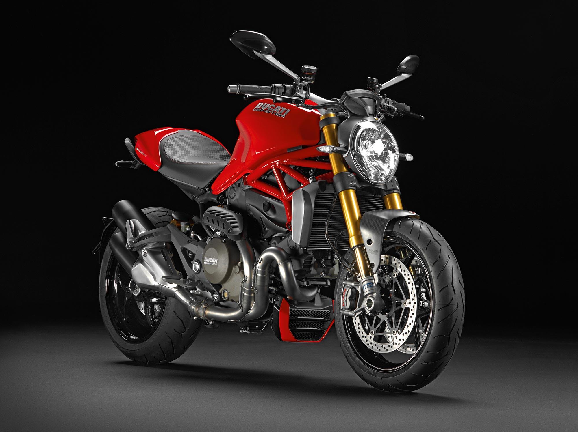 Ducati Monst... Ducati Monster India 2017