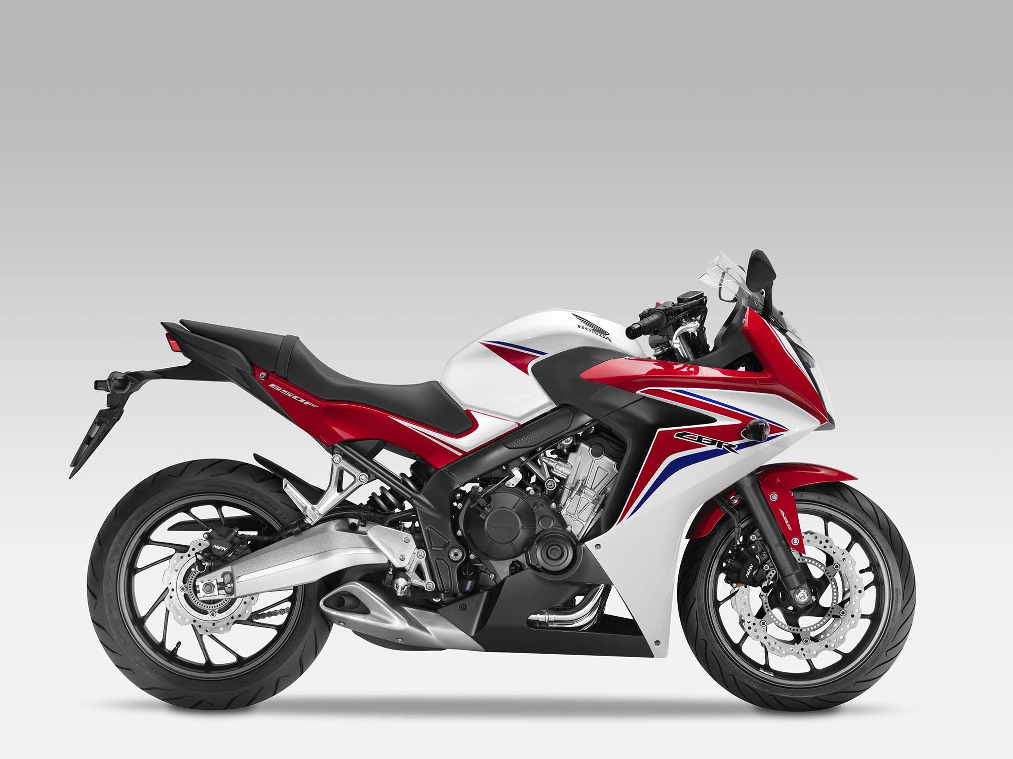 2014 Honda CBR650F - More of a Good Thing - Asphalt  for Motor Bebek Honda Terbaru 2015  117dqh