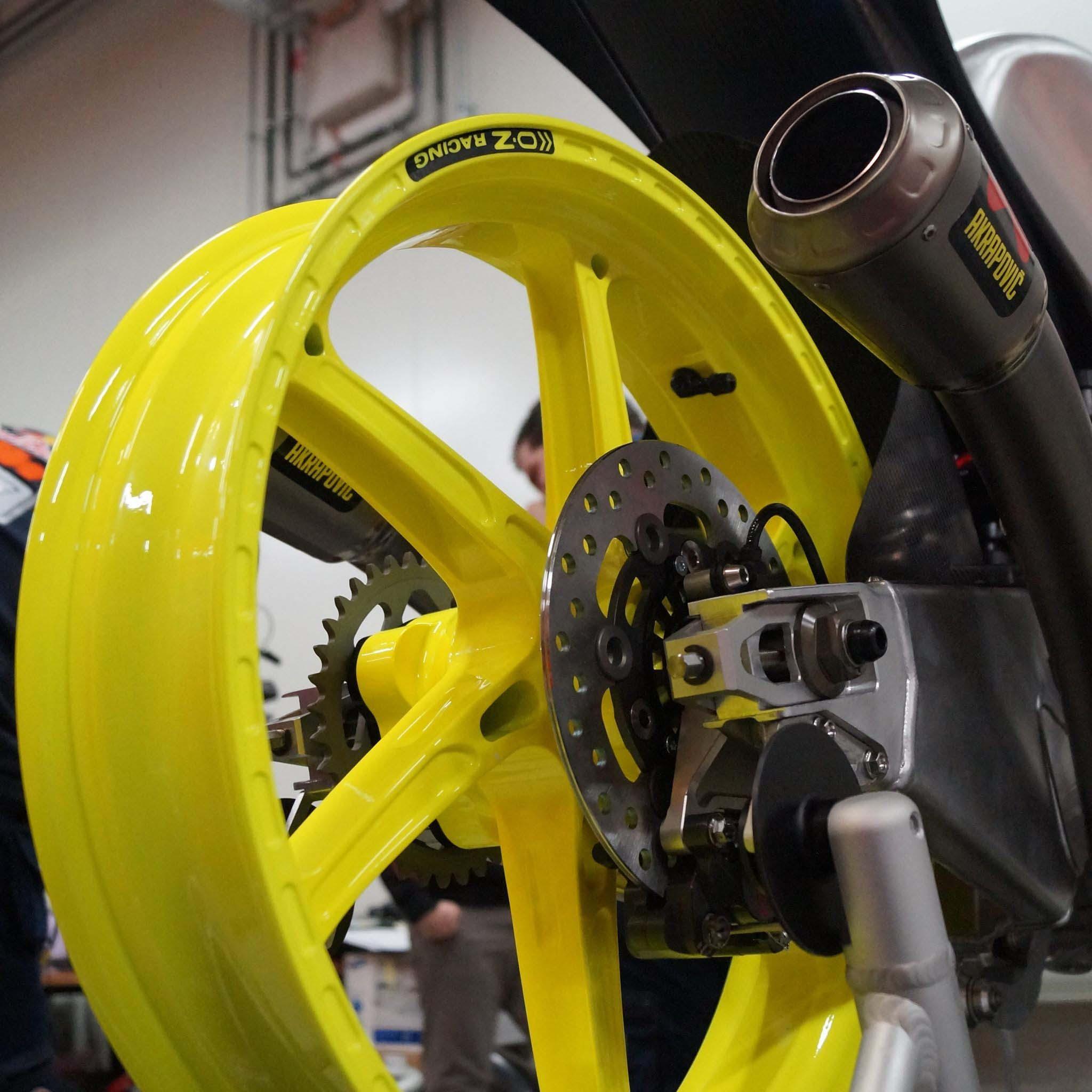 "first look at the ""husqvarna"" moto3 race bike - asphalt & rubber"