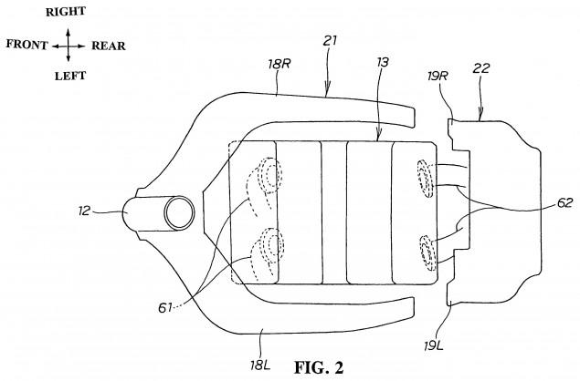 Honda-motorcycle-monocoque-chassis-design-patent-02