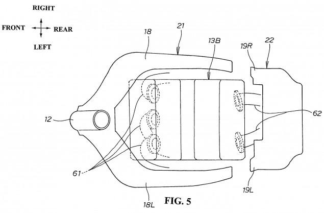 Honda-motorcycle-monocoque-chassis-design-patent-06