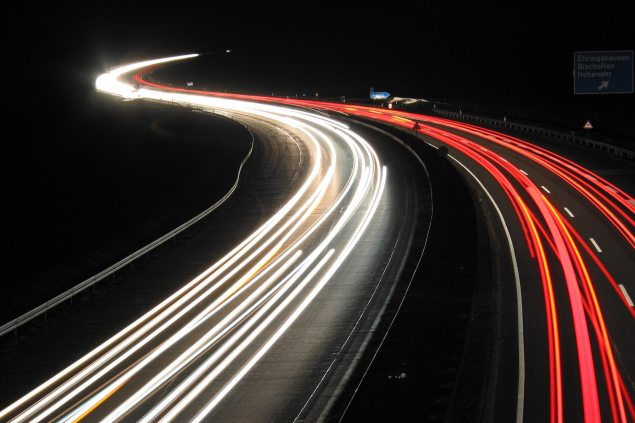 autobahn-light-blur-time-lapse