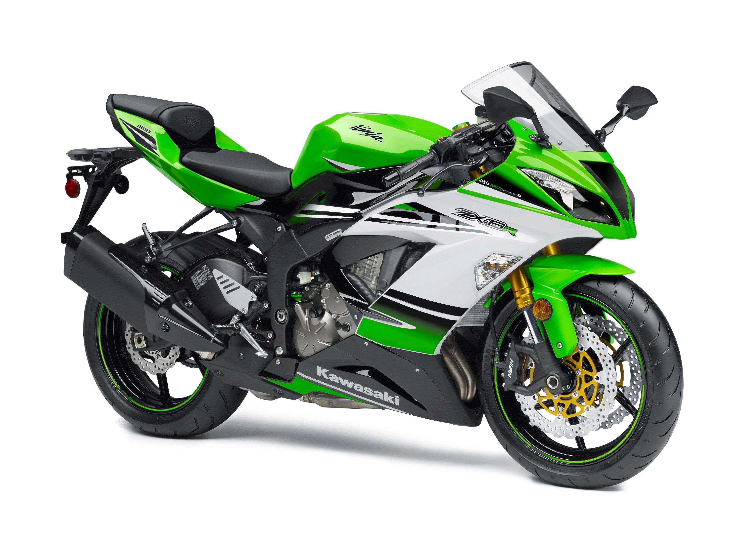 2015 kawasaki ninja zx 6r 30th anniversary edition asphalt rubber. Black Bedroom Furniture Sets. Home Design Ideas