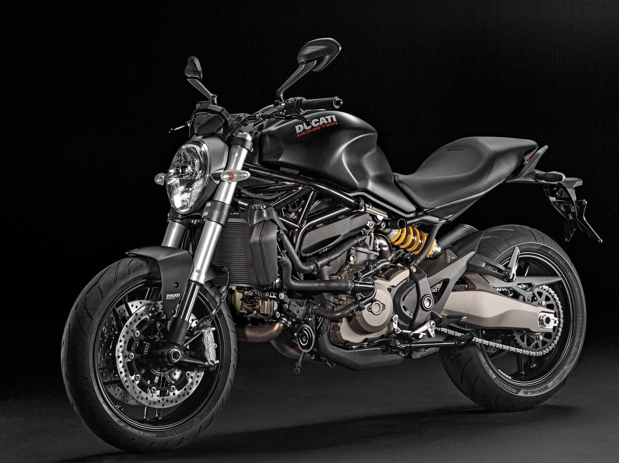 ducati monster 821 a midsummer dream from bologna asphalt rubber. Black Bedroom Furniture Sets. Home Design Ideas