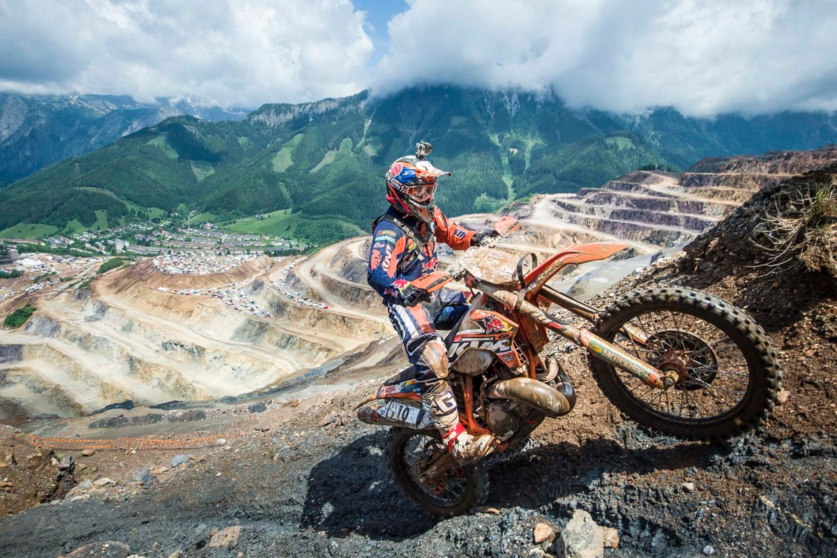 Get Excited, The Erzbergrodeo Is This Weekend