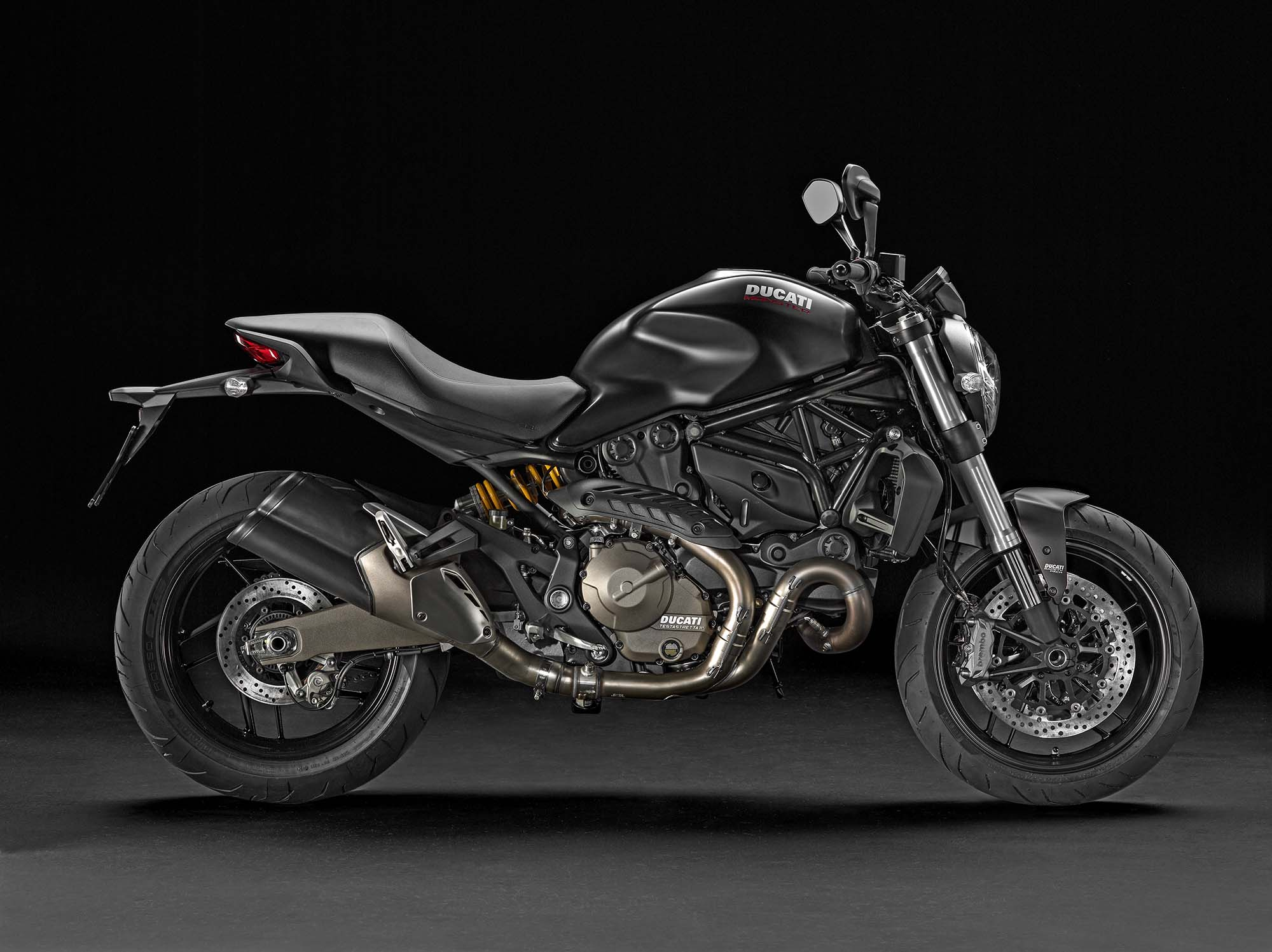 Ducati Monster Abs Or Not