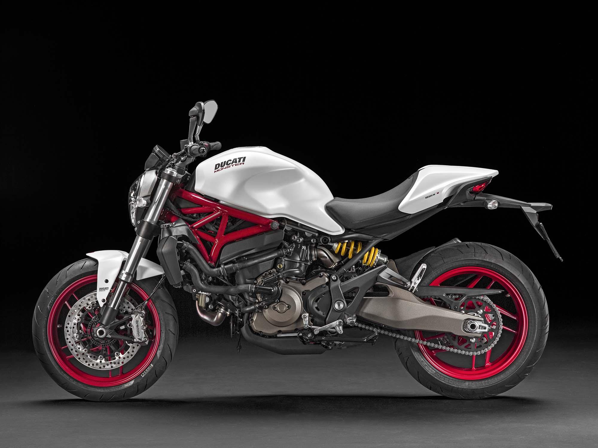 Exhaust For  Ducati Monster