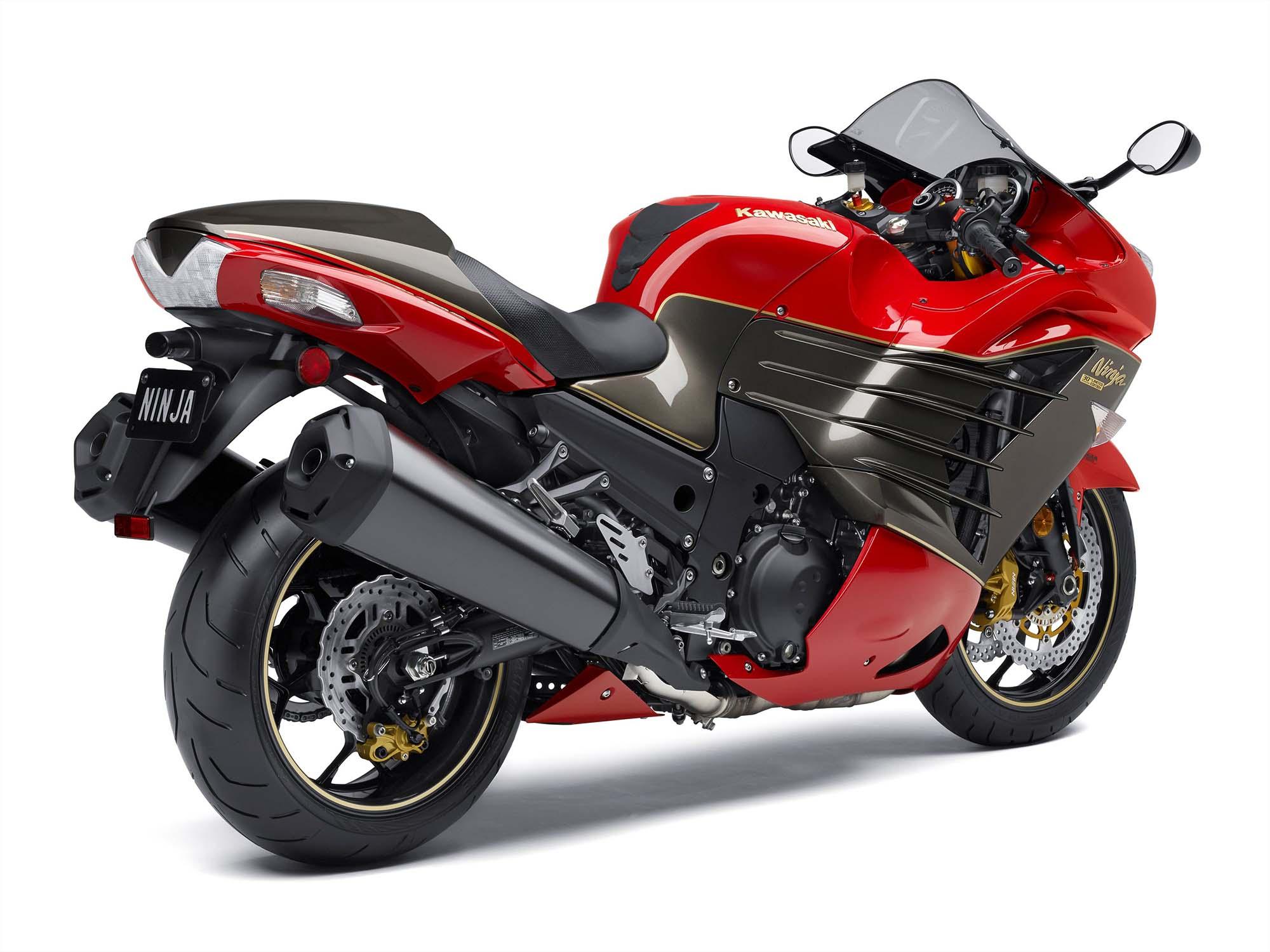 Kawasaki Ninja R Anniversary Edition