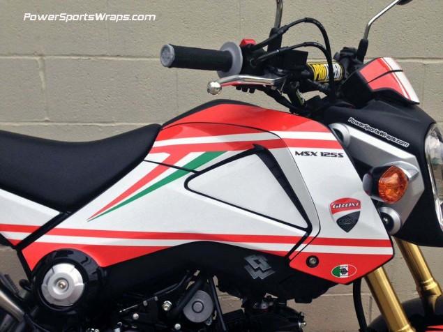 Oem Decal For  Ducati Monster