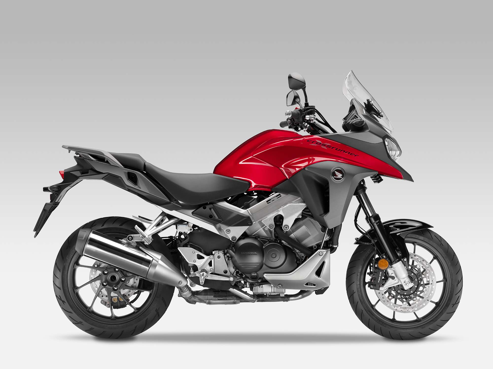 2015 Honda VFR800X Crossrunner - More Than an Update