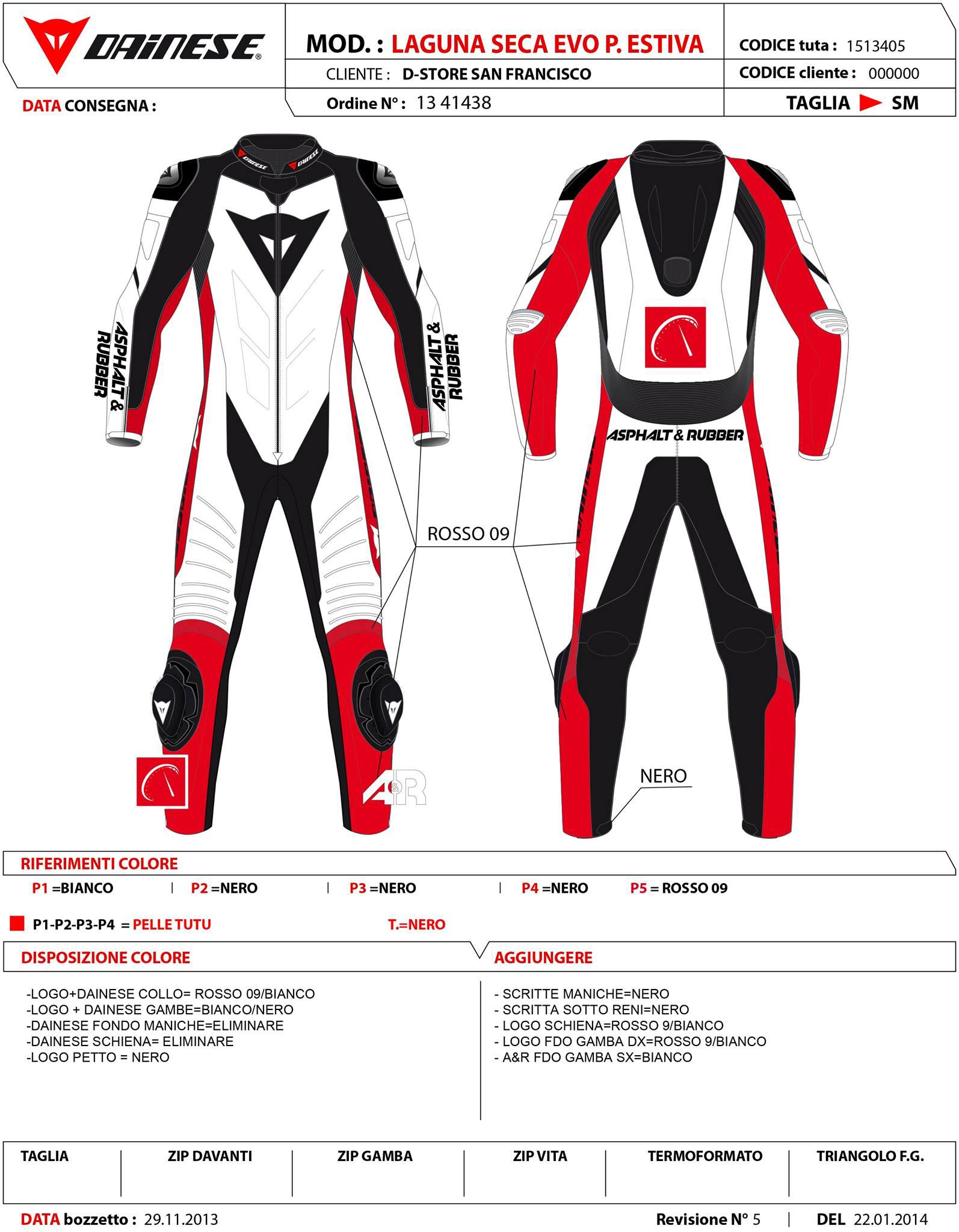 Design Your Own Motorcycle Leathers