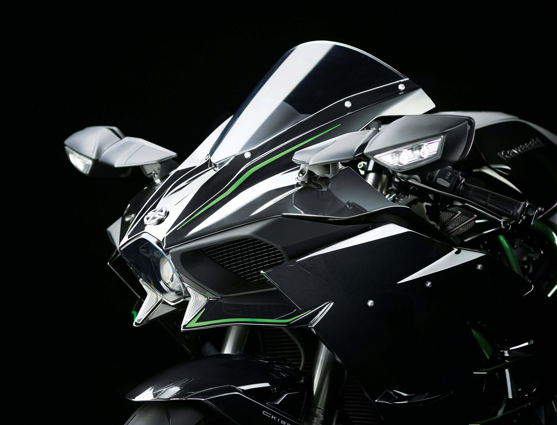 2015 Kawasaki Ninja H2 33