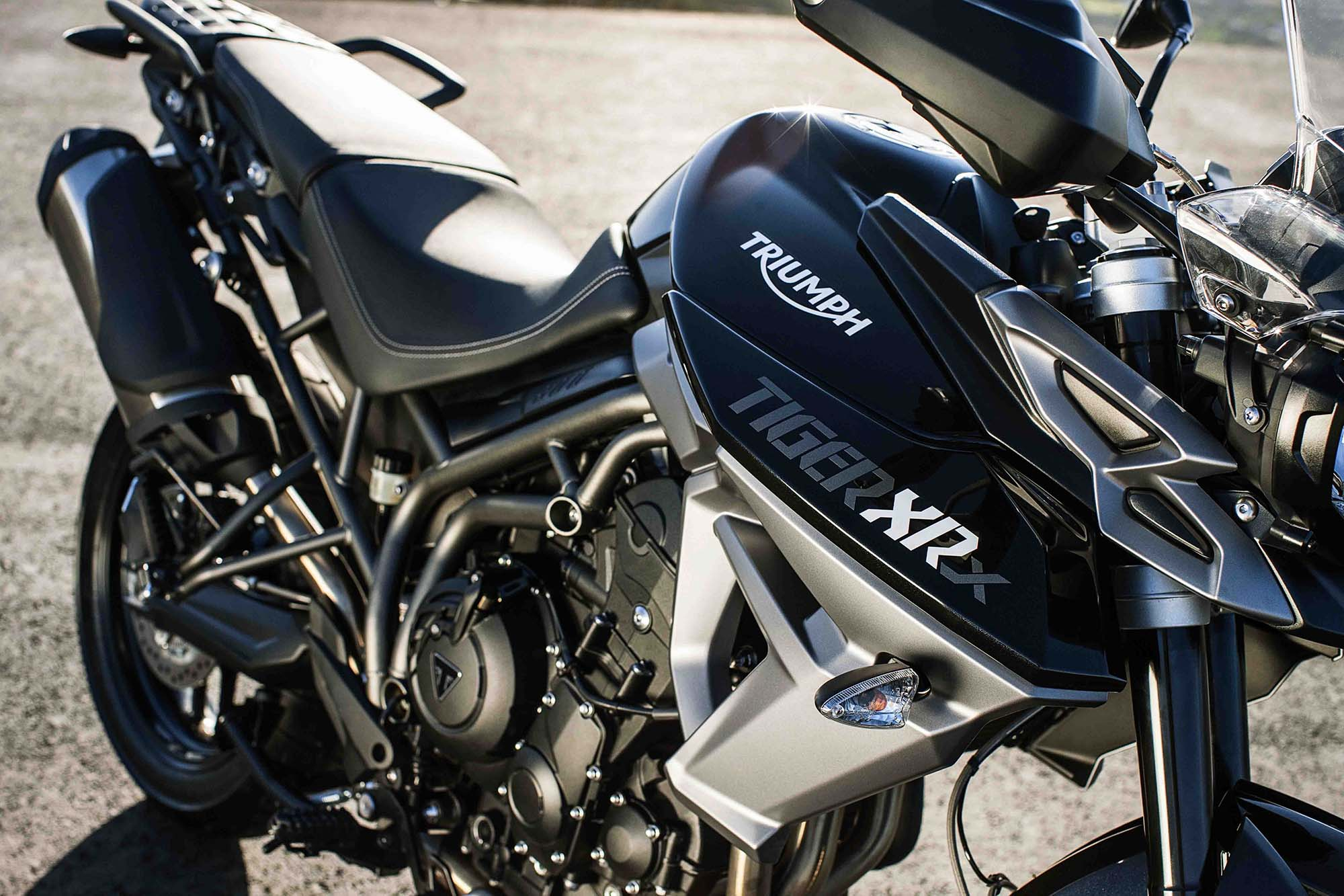 2015 Triumph Tiger 800 Xrx More For The More On Road