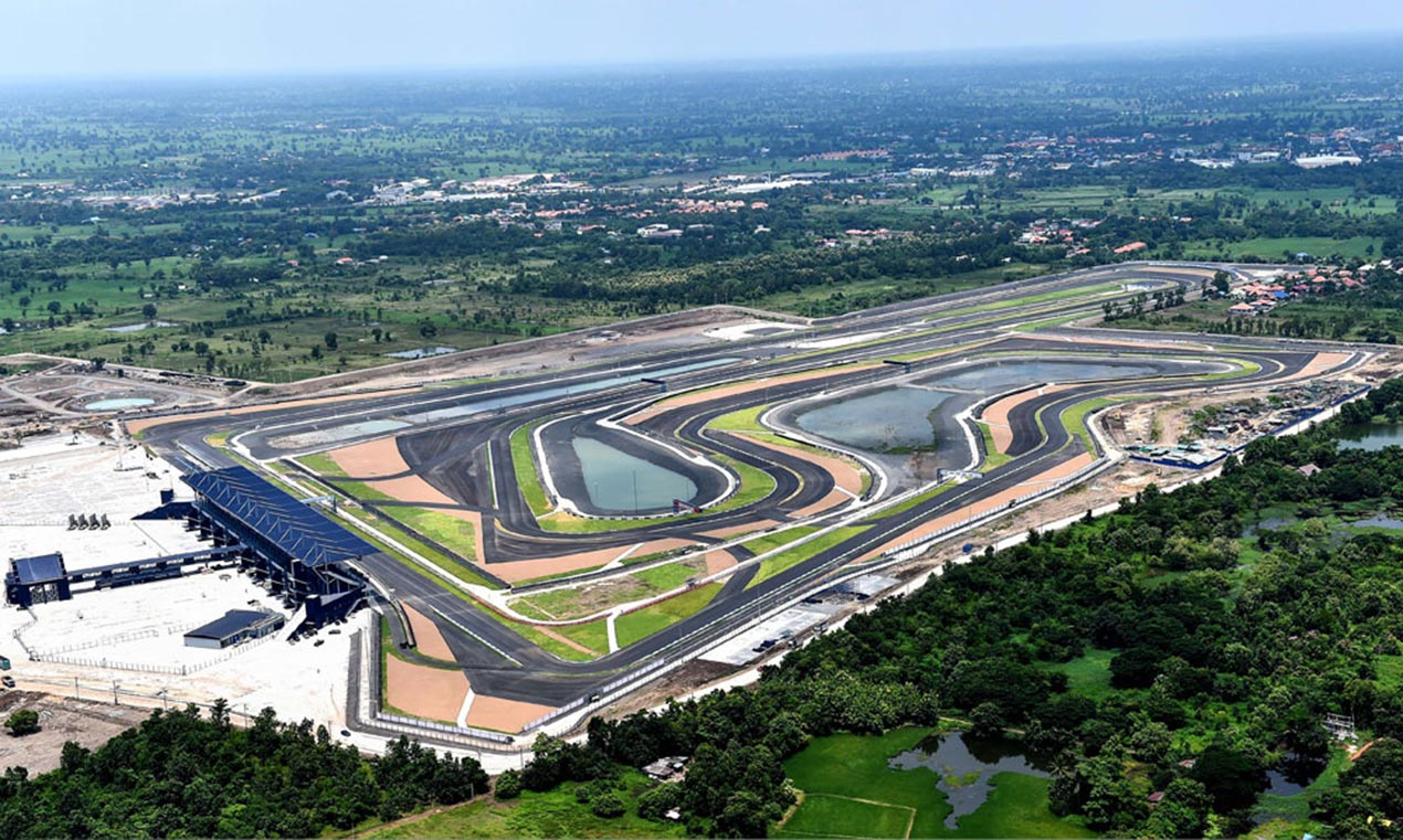 World Superbikes Coming To Thailand In 2015 Asphalt Amp Rubber