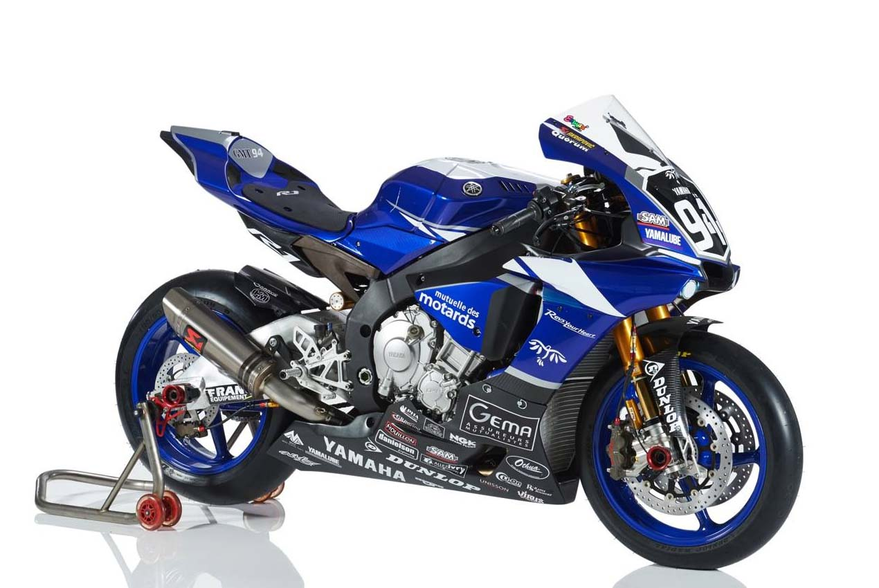 XXX: The 2015 Yamaha YZF-R1 World Endurance Race Bike is Pure Sex...with a Headlight - Asphalt ...