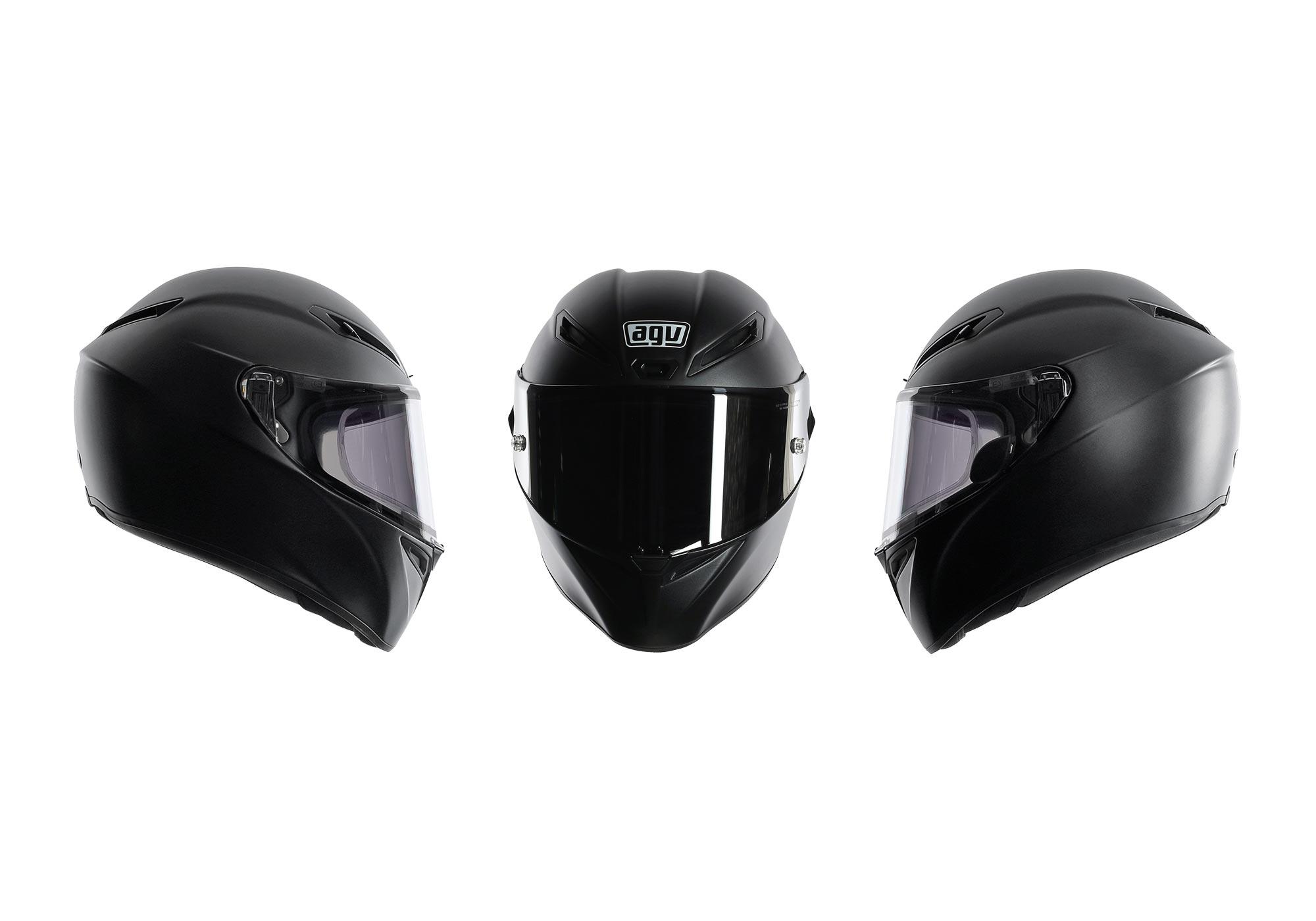 b65747b7 AGVisor - AGV Helmets Get LCD-Tinted Visors - Asphalt & Rubber
