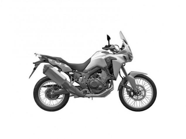 2016-Honda-Africa-Twin-CRF1000L-grayscale-07