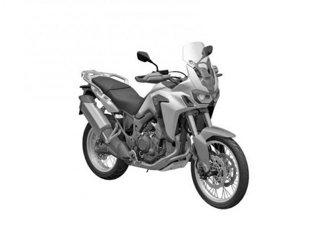 2016-Honda-Africa-Twin-CRF1000L-grayscale-10