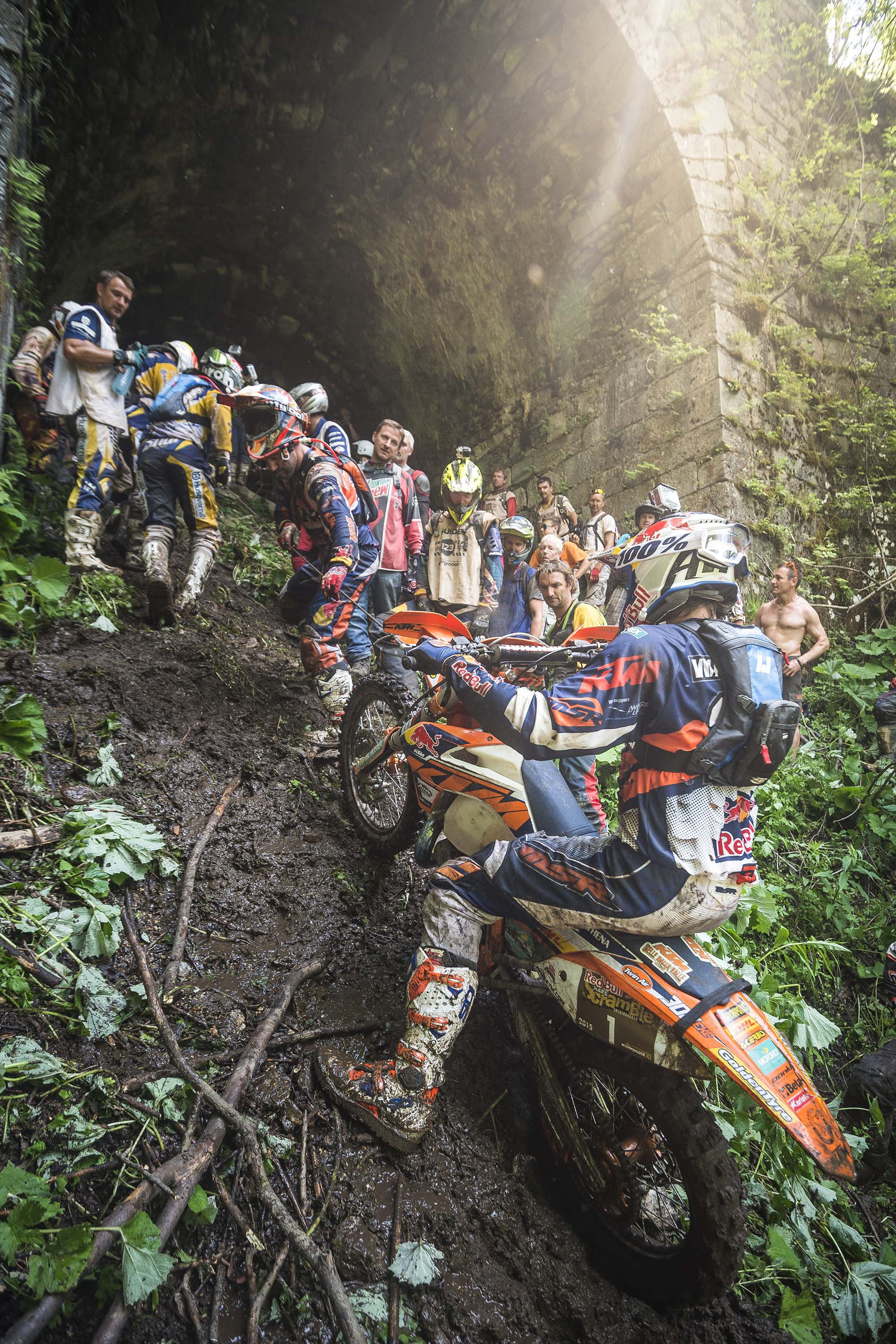 Watch Only Five Competitors Finish The 2015 Erzbergrodeo